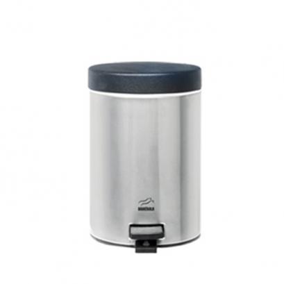 سطل زباله پدالدار 3 لیتری سایلنت  3