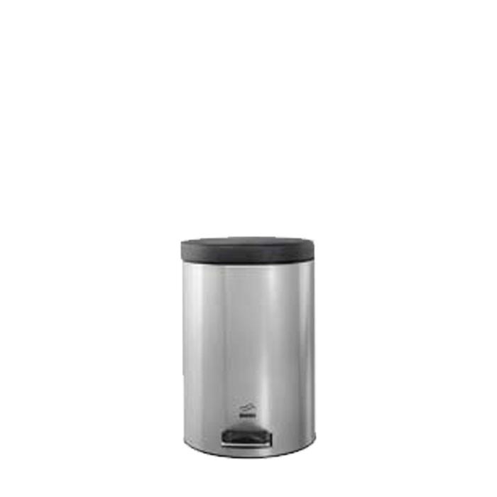 سطل زباله پدالدار 6 لیتری سایلنت
