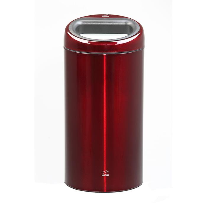 سطل زباله 45 لیتری استیل ترنس پرنت