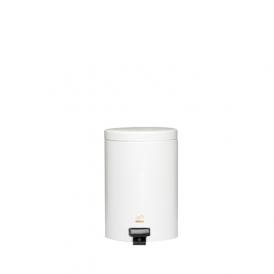 سطل زباله پدالدار 3 لیتری سفید