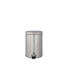 سطل زباله پدالدار 3 لیتری تمام استیل