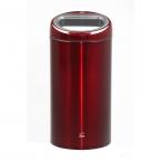 سطل اداری 45 لیتری استیل ترنس پرنت